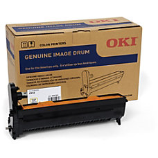 Oki 30K Yellow Image Drum for