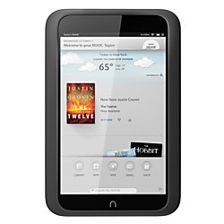 """NOOK® HD Tablet, 7"""" Screen, 16GB Storage, Android 4.0 Ice Cream Sandwich"""