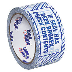 Tape Logic Security Tape If Seal