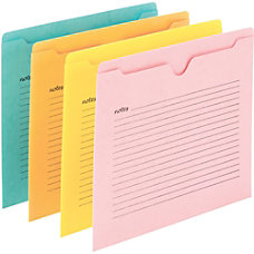 Smead Notes File Jackets Letter 8