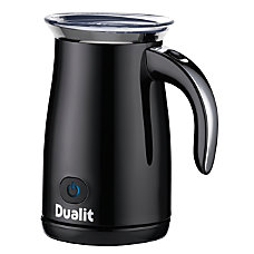 Dualit Milk Frother 105 Oz Black