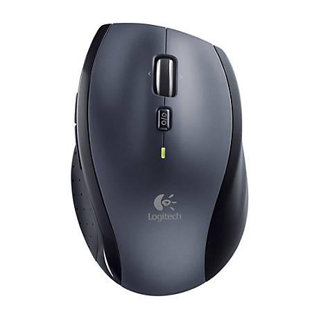 Logitech® Marathon Mouse M705, gray/black