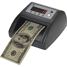 Sparco Counterfeit Bill Detector with UV