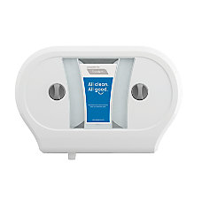 Tandem Double JRT Bathroom Tissue Dispenser