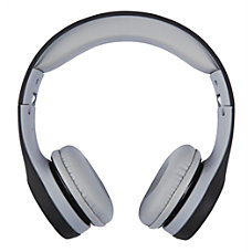 Ativa On Ear Headphones BlackGray WD