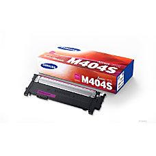 Samsung CLT M404SXAA Magenta Toner Cartridge