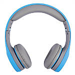 Ativa™ On-Ear Headphones, Blue/Gray, WD-LGO1-BG