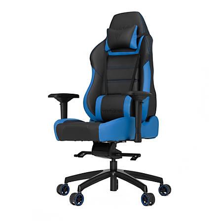 Vertagear Racing Series P-Line PL6000 Gaming Chair, Black/Blue