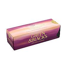 Green Black Dark Chocolate Variety Pack