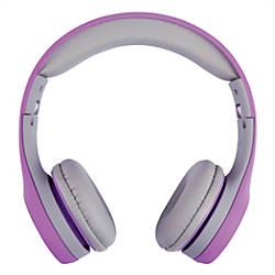 Ativa On Ear Headphones PurpleGray WD