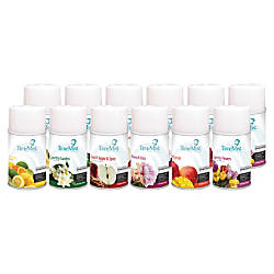TimeMist Metered Air Freshener Refills Assorted