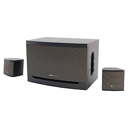 Thonet & Vander Riss™ Speaker System, Black
