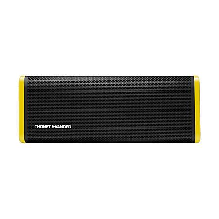 Thonet & Vander Frei Bluetooth® Speaker, Black