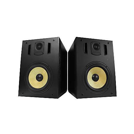 Thonet & Vander TITAN 900W Bluetooth® Bookshelf Speaker, Black