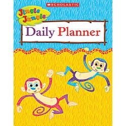 Scholastic Jingle Jungle Daily Planner