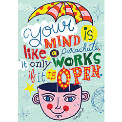 Scholastic POP Chart Your Mind Is