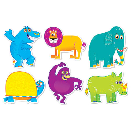 Scholastic Jingle Jungle Animals Accents