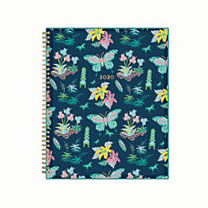 Blue Sky Dabney Lee WeeklyMonthly Planner