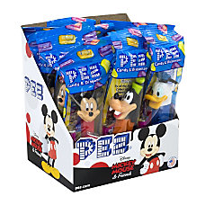 PEZ Favorites Assortment And Candy Rolls