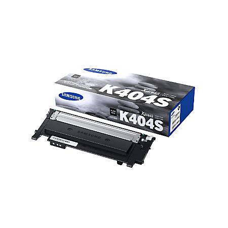 Samsung CLT-K404S/XAA Black Toner Cartridge