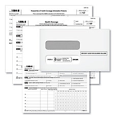 ComplyRight 1095 B Health Coverage Inkjet