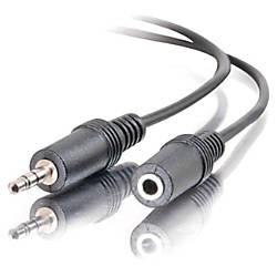 C2G 25ft 35mm MF Stereo Audio