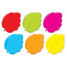 Scholastic Jingle Jungle Leaves Accents