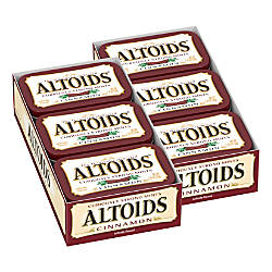 Altoids Curiously Strong Mints Cinnamon 176