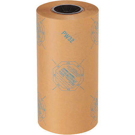 "Office Depot® Brand VCI Paper Industrial Roll, 12"" x 600', Kraft"