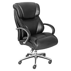 La Z Boy Executive Chair Black