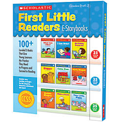 Scholastic First Little Readers E STorybooks