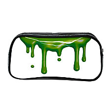 Nickelodeon Slime Transparent Pencil Pouch 3