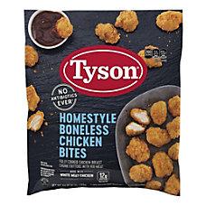 Tyson Homestyle Boneless Chicken Bites 4