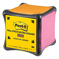 Post it Notes Full Coverage Cube