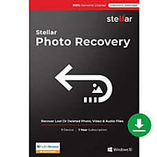 Stellar Photo Recovery Standard Windows