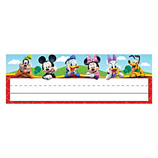 Eureka Mickey Mouse Clubhouse Self Adhesive