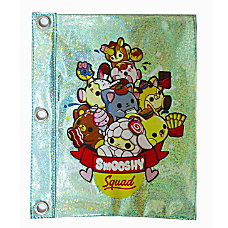 Smooshy Mushy 3 Ring Binder Pencil