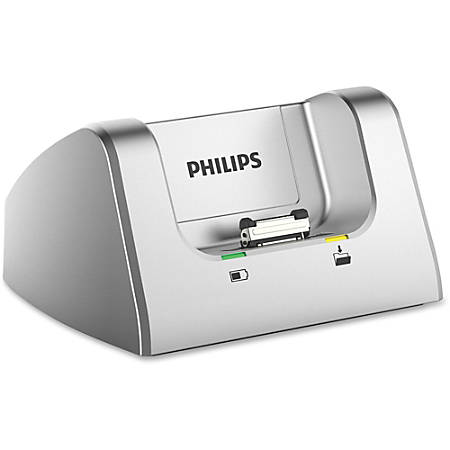Philips Speech Pocket Recorder USB Docking Station - Docking - Charging Capability