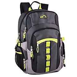 Mountain Edge Backpack GrayLime