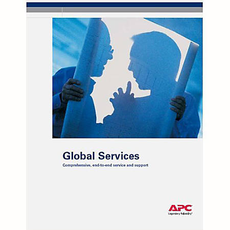 APC by Schneider Electric Service/Support - 3 Year Extended Warranty - Service - 24 x 7 Next Business Day - Maintenance - Electronic and Physical Service