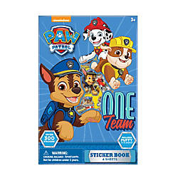 Nickelodeon Paw Patrol Sticker Book