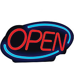 Royal Sovereign LED Open Business Sign