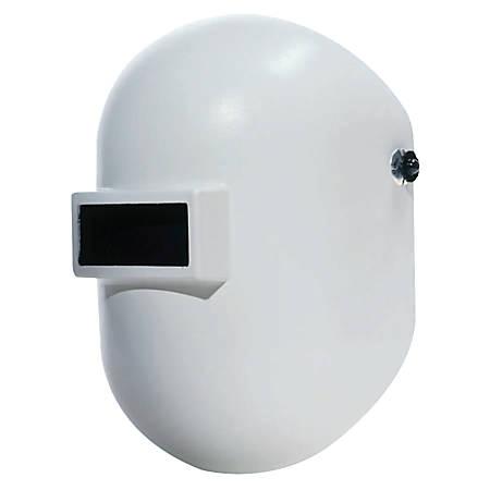 Superglas Pipeliner Welding Helmets, #10, White, 2 in x 4 1/4 in