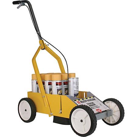 Rust-Oleum High-performance Striping Machine - Yellow - Steel