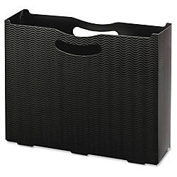 Smead 3 Expansion Poly File Box