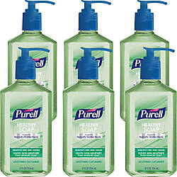PURELL HEALTHY SOAP Soothing Cucumber Soothing