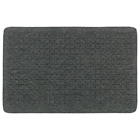 "GetFit Ergonomic Floor Mat, 60""W x 22""D, Black"