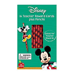 Disney Mickey Pencil Rewards With Toppers