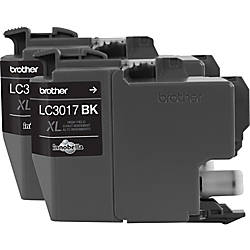 Brother LC30172PK Original Ink Cartridge Black