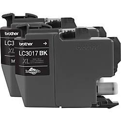 Brother LC30172PK Original Ink Cartridge Black